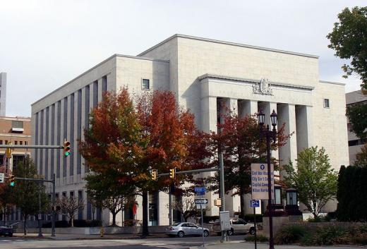 Dauphin County Courthouse