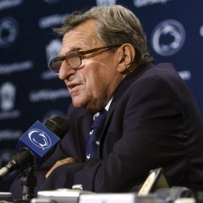 Paterno Testimony Released at Hearings, Cites Awareness of 'Fondling' Claim