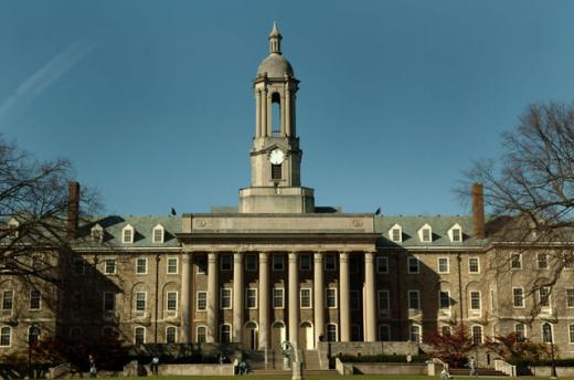 Victim 1 in Sandusky Case Files Lawsuit Against Penn State