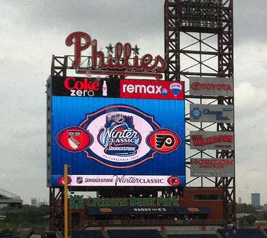 Joe Battista: Icers Lucky to Experience Outdoor Hockey on Grand Stage