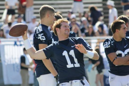 Penn State Football: No Charges After Locker Room Fight