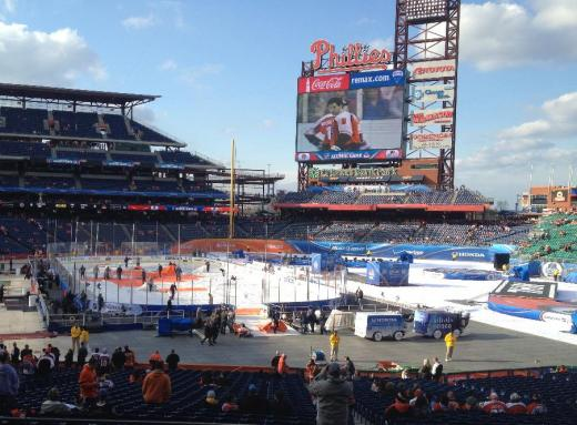 Joe Battista: From Dallas to Philly, a Whirlwind Holiday Schedule