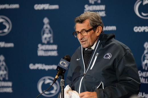 Joe Paterno Welcomes Bill O'Brien