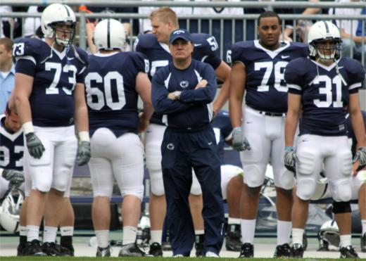 Penn State Football: Tom Bradley Officially Out at Penn State