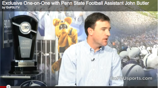 Penn State Football: John Butler Tells GoPSUSports.com Everybody in Secondary 'Got a Clean Slate'