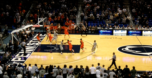 Penn State Basketball: Nittany Lions Knock Off Illinois, 54-52