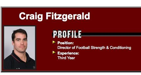 Penn State Football: Craig Fitzgerald Hired as Strength-and-Conditioning Coach, Reports Say