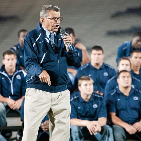 Ticketing Information, Other Paterno Memorial Details Announced; Obama Calls Family