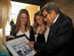 Joe Paterno and The Penn State Student