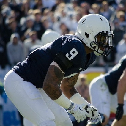 Penn State Football: Lucas Named to Jim Thorpe Award Watch List