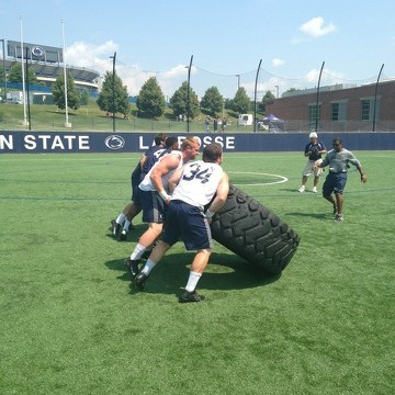 Penn State Football: Lift For Life Event Draws Crowd For Great Cause