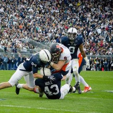 Penn State Football: Hull Named To Butkus Award Watch List