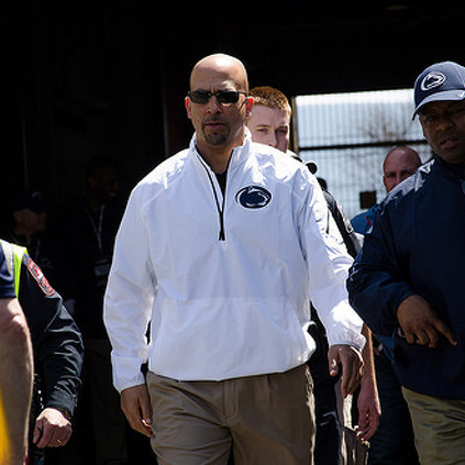 Penn State Football: Franklin Set To Make The Rounds At ESPN Headquarters