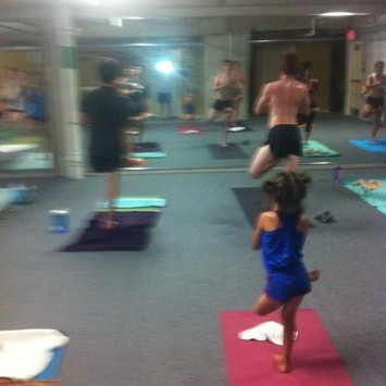 Get Ready to Sweat: Hot Yoga Arrives in State College