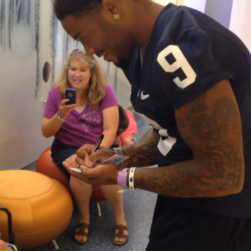 Penn State Football: James Franklin's Visit To Children's Hospital Hits Close To Home