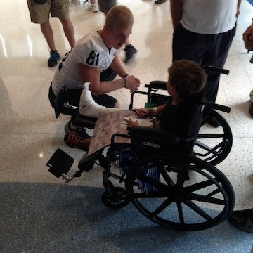 Penn State Football: Hospital Visit Puts Things Into Perspective For Nittany Lions