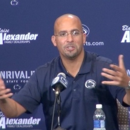 James Franklin in Just Five Minutes