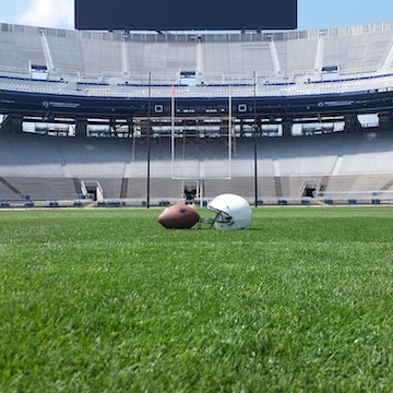 Penn State Football: Nittany Lions Filming New Stadium Videos
