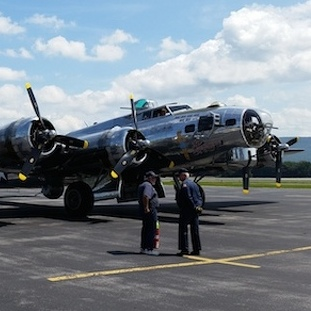Vintage Bomber a Link to World War II Heroes