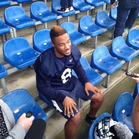 Injuries, News, Franklin Talks Thompkins And More From Dublin