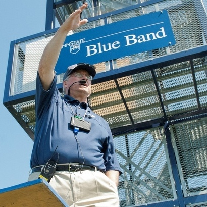 Bundy prepares for last season leading Blue Band