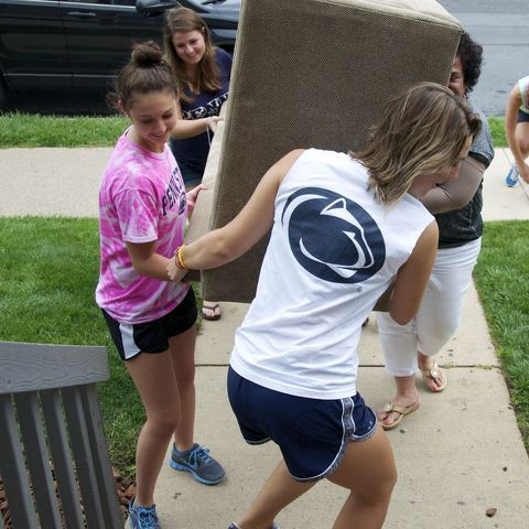 Moving into Penn State brings new freedom and responsibilities