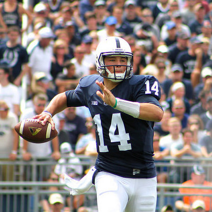 Penn State Football: Hackenberg Looking To Limit Mistakes This Weekend