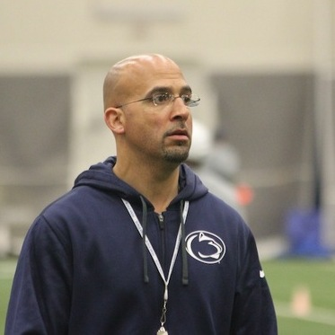 Penn State Football: Franklin Looking To Tight Ends For Help In Running Game