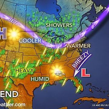 AccuWeather Predicts Warm, Sunny Afternoon for Penn State Game