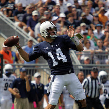 Penn State Football: Hackenberg Self Adjusts After Bumpy Start