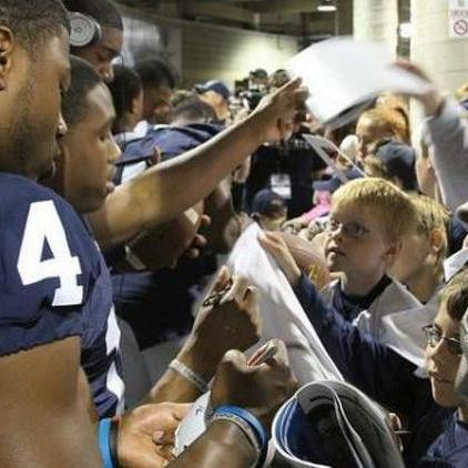Penn State Football: Franklin May Draw Close To His 107K This Weekend