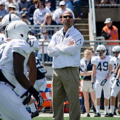 Penn State Football: Franklin Doesn't See Youth As Obstacle