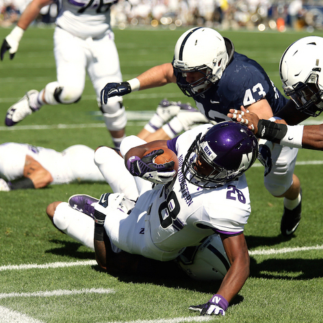 Penn State Football: Handing Out The Grades Following Penn State's Loss To Northwestern
