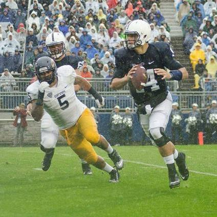 Ben State Football: Fair Or Not, Franklin And Hackenberg Under Fans' Microscope