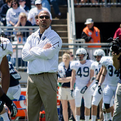 Penn State Football: New Bye Week, Same Focus For Nittany Lions