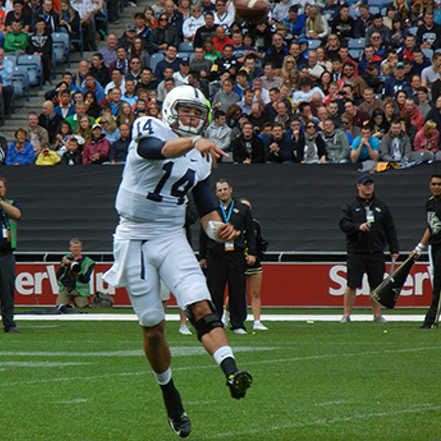 Penn State Football: Franklin Hoping Less Is More With Offense