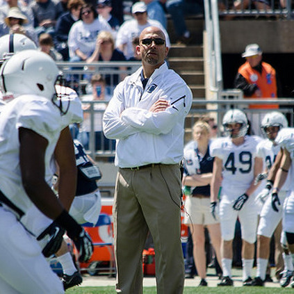 Penn State Football: First Chapter In Meyer/Franklin Saga Only The Start Of Bigger Things