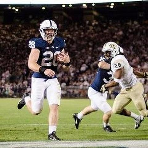 Penn State Football: Zwinak And Keiser To Miss Remainder Of Season With Injuries