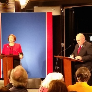 Candidates Compete for 5th District Seat in Televised Debate
