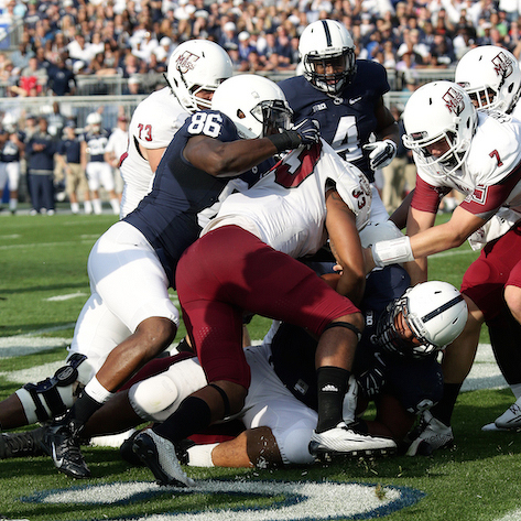 Penn State Football: Coleman The Latest Test For Nittany Lion Defense