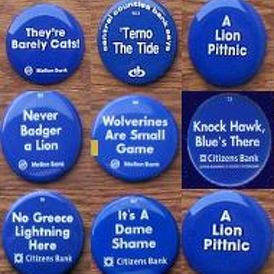 The History of the Penn State Football Bank Buttons