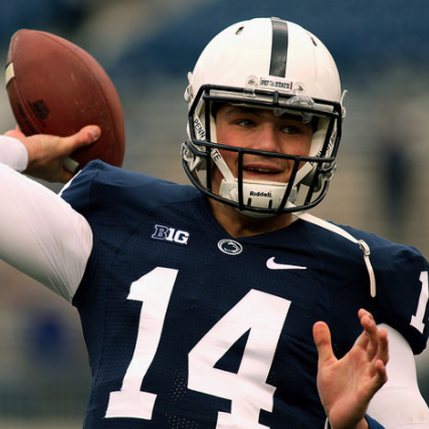 Ben State Football: Hackenberg Struggles Require Patience More Than Criticism