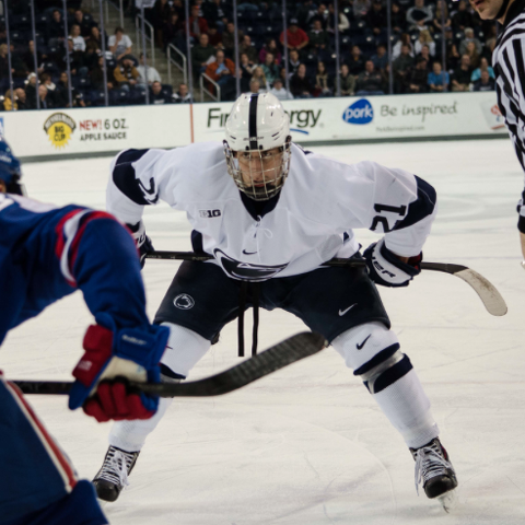 Penn State Hockey: Nittany Lion Hold Off Michigan 3-2