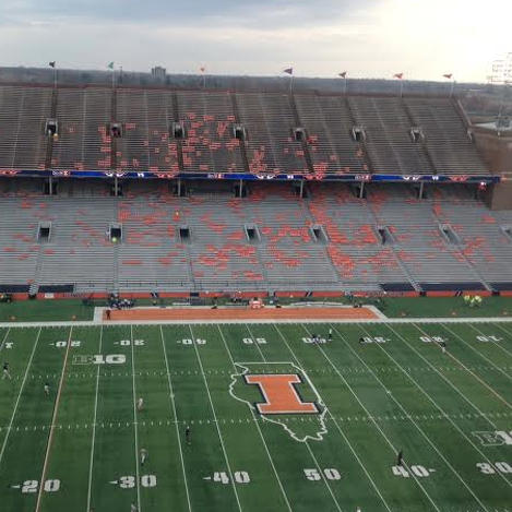 Penn State Vs. Illinois Live Blog: Illinois Wins 16-14