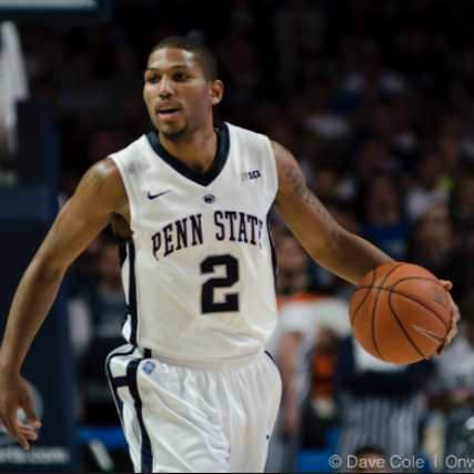 Penn State Basketball: Newbill And Garner Talk Game Winning Play Against Cornell