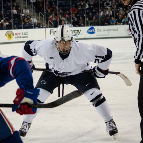 Penn State Hockey: Nittany Lions Fall 3-1 To Cornell At Madison Square Garden
