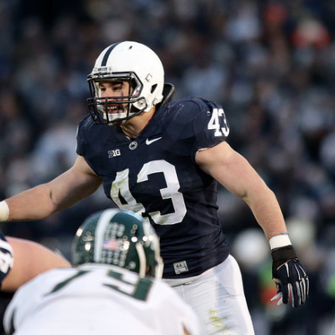 Penn State Football: Hull And Zettel Lead Nittany Lions In All-Conference Honors