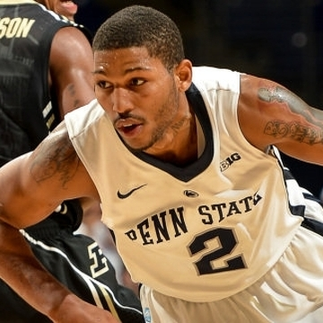 Penn State Basketball: Newbill Focused On Present Not Past