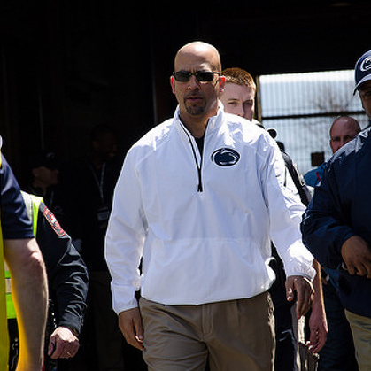 Nittany Lions To Face Boston College In New Era Pinstripe Bowl