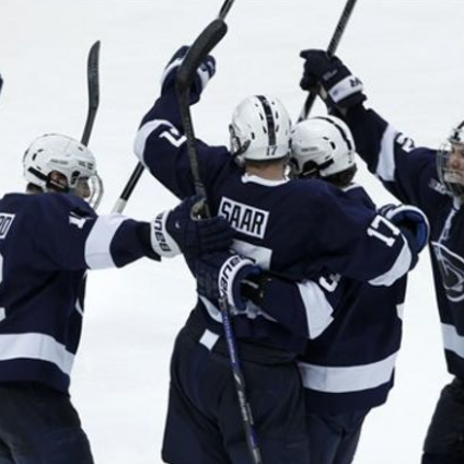 Penn State Hockey: Gadowsky Plays Down Early Season Success
